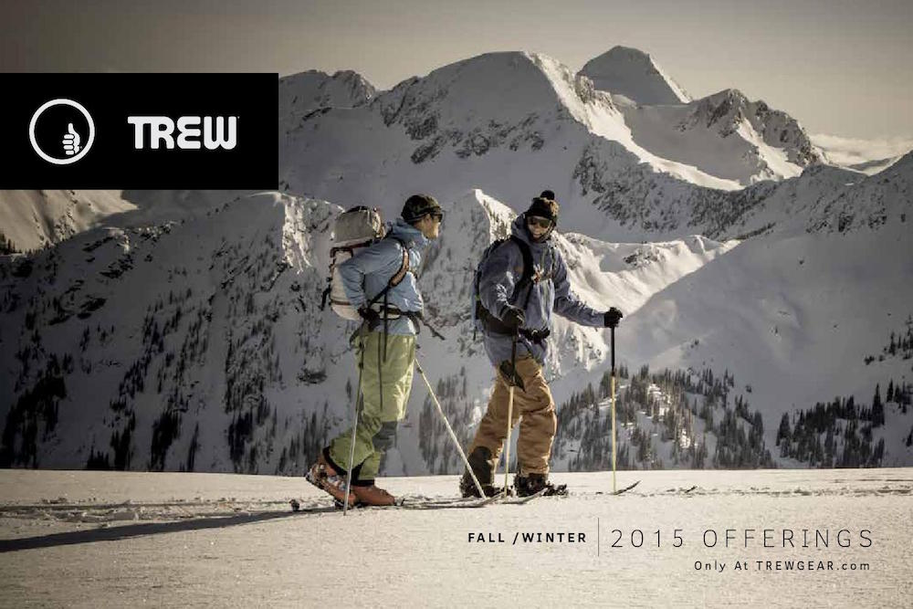 trew gear catalog cover 2016